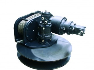 Treuils halage hydraulique 30 000 daN - Devis sur Techni-Contact.com - 1