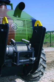 Treuils halage hydraulique 7000 daN - Devis sur Techni-Contact.com - 3