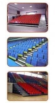 Tribune de stade sur mesure - Devis sur Techni-Contact.com - 1
