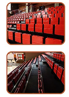 Tribune de stade sur mesure - Devis sur Techni-Contact.com - 3