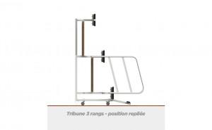Tribune mobile - Devis sur Techni-Contact.com - 4