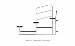 Tribunes de stade - Devis sur Techni-Contact.com - 3