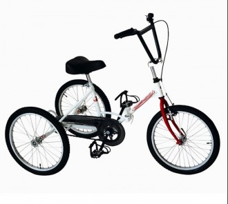Tricycle - Devis sur Techni-Contact.com - 3