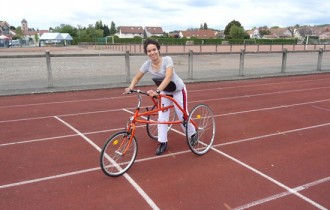 Tricycle à propulsion par les pieds - Devis sur Techni-Contact.com - 1