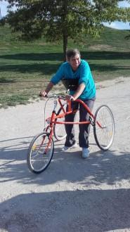 Tricycle à propulsion par les pieds - Devis sur Techni-Contact.com - 2