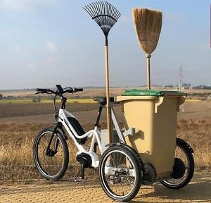 Tricycle de maintenance - Devis sur Techni-Contact.com - 1