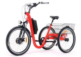 Tricycle électrique 24 pouces - Devis sur Techni-Contact.com - 1