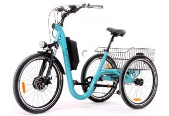 Tricycle électrique 24 pouces - Devis sur Techni-Contact.com - 3
