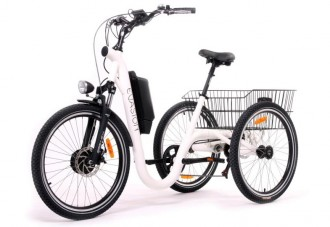 Tricycle électrique 24 pouces - Devis sur Techni-Contact.com - 4