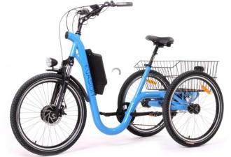 Tricycle électrique 24 pouces - Devis sur Techni-Contact.com - 5
