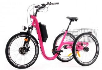 Tricycle électrique 24 pouces - Devis sur Techni-Contact.com - 6