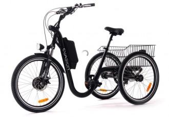 Tricycle électrique 24 pouces - Devis sur Techni-Contact.com - 7