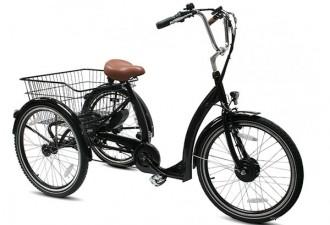Tricycle électrique adulte - Devis sur Techni-Contact.com - 1