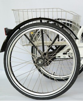 Tricycle électrique Aluminium - Devis sur Techni-Contact.com - 2