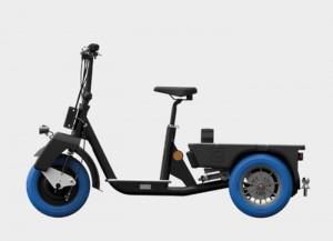 Tricycle électrique professionnel - Devis sur Techni-Contact.com - 2