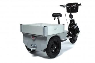 Tricycle électrique professionnel - Devis sur Techni-Contact.com - 3