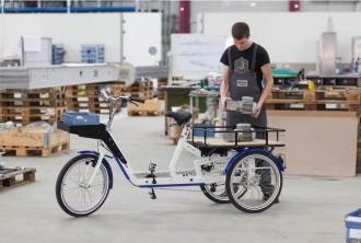 Tricycle professionnel - Devis sur Techni-Contact.com - 1