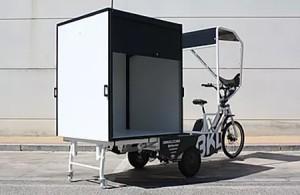 Triporteur cargo - Devis sur Techni-Contact.com - 2
