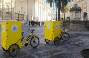 Triporteur électrique cargo box - Devis sur Techni-Contact.com - 2