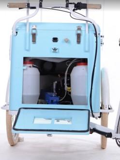 Triporteur pour produits glacés - Devis sur Techni-Contact.com - 17