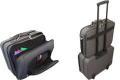 Trolley nylon Gris - Devis sur Techni-Contact.com - 1