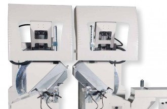 Tronçonneuse 2 têtes électrique frontale 550 mm - Devis sur Techni-Contact.com - 2