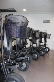 Trottinette électrique pour hôpitaux - Devis sur Techni-Contact.com - 1