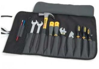 Trousse à outils 12 pochettes - Devis sur Techni-Contact.com - 1