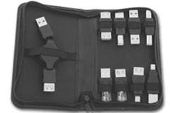 Trousse kit Cordon USB rétractable - Devis sur Techni-Contact.com - 1