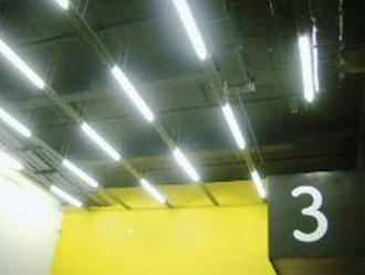 Tube néon LED pour entrepot - Devis sur Techni-Contact.com - 1