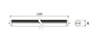Tube néon LED pour entrepot - Devis sur Techni-Contact.com - 4