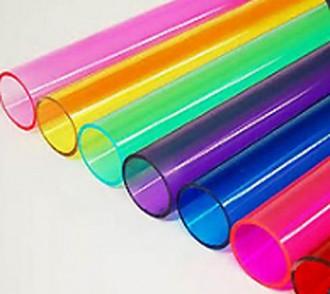 Tubes plexiglas coloré - Devis sur Techni-Contact.com - 1