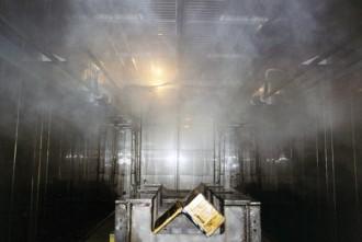 Tunnel traitement surface par aspersion - Devis sur Techni-Contact.com - 2