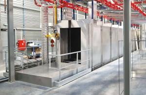 Tunnel traitement surface par aspersion - Devis sur Techni-Contact.com - 3