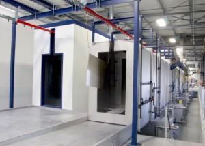 Tunnel traitement surface par aspersion - Devis sur Techni-Contact.com - 4