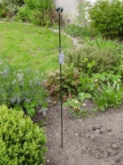 Tuteur pour plante en fonte - Devis sur Techni-Contact.com - 1