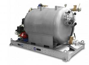 Unité d'aspiration et de lavage avec réservoirs grandes capacités - Devis sur Techni-Contact.com - 1