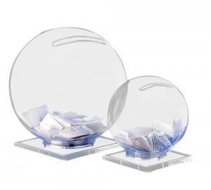Urne à poser boule de cristal - Devis sur Techni-Contact.com - 1