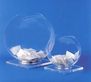 Urne à poser boule de cristal - Devis sur Techni-Contact.com - 3