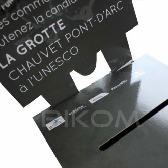 Urne carton personnalisée - Devis sur Techni-Contact.com - 4