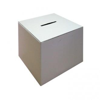 Urne électorale en carton - Devis sur Techni-Contact.com - 1