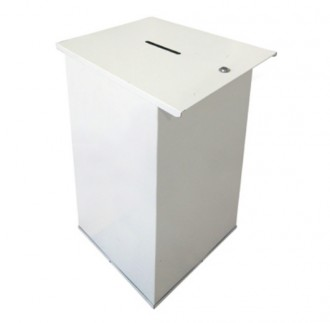 Urne électorale métallique - Devis sur Techni-Contact.com - 2