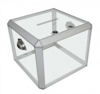 Urne électorale réglementaire - Devis sur Techni-Contact.com - 1