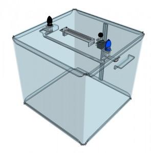 Urne électorale transparente - Devis sur Techni-Contact.com - 2