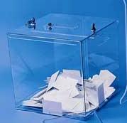 Urne électorale transparente - Devis sur Techni-Contact.com - 3