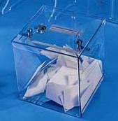 Urne électorale transparente - Devis sur Techni-Contact.com - 4