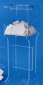 Urne électorale transparente - Devis sur Techni-Contact.com - 5