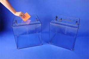 Urne électorale transparente - Devis sur Techni-Contact.com - 7