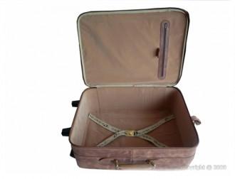 Valise en cuir Arizona avec trolley - Devis sur Techni-Contact.com - 2