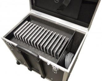 Valise multimédia 16 tablettes 11.6'' - Devis sur Techni-Contact.com - 2